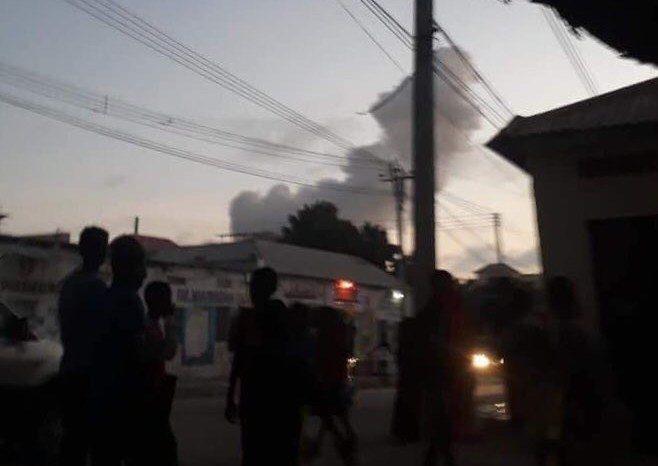 Over 15 Dead In Al-shabab's attack On Mogadishu