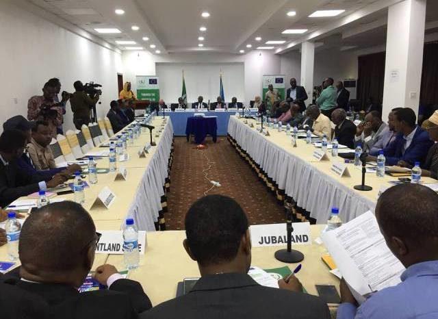 IGAD Holds Consultative Conference in Mogadishu