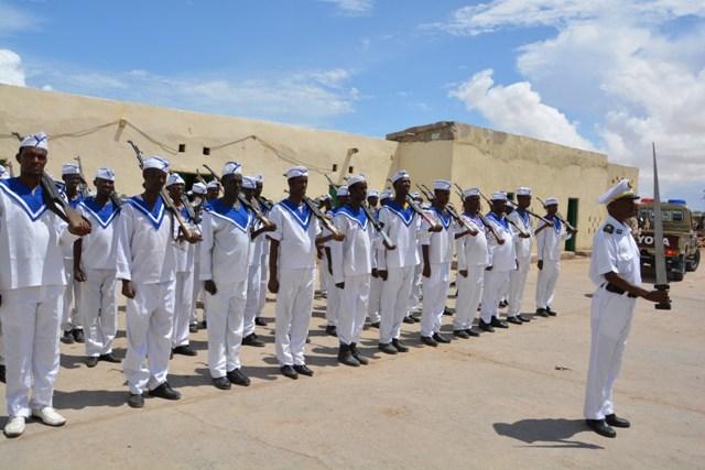 Somali Navy Marks Its 53rd Anniversary
