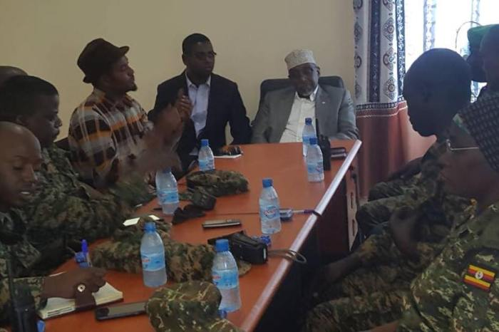 AMISOM Strengthens Relations With South West State