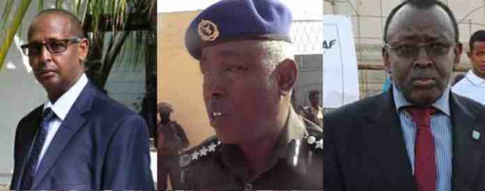 Somali Cabinet Appoints the Commanders of Security Agencies