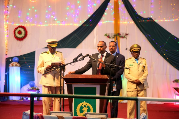 Somalia Custodial Corps Marks 48th Anniversary  of Existence