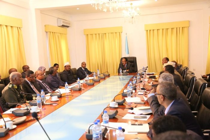 High Level Forum On Security Set To Open In Mogadishu
