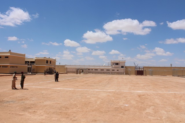 Ten Inmates Escape From Garowe Central Prison