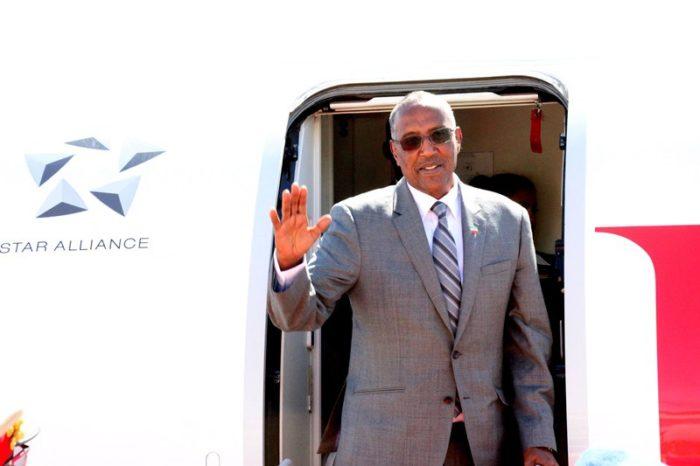 Somaliland President Jets Off to UAE