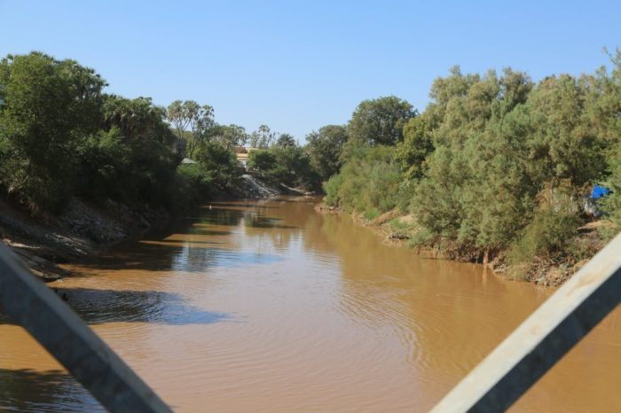 River Shabelle Flows Again After A Month of Dry Up