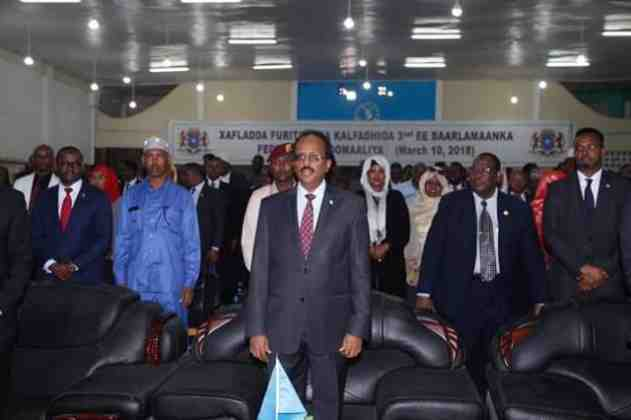 Somalia Officially Declares Its Bid to Lead IGAD
