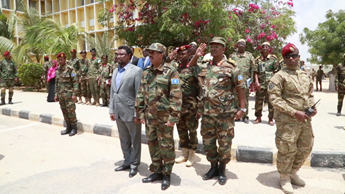 Somali president Makes Reforms on Army Leadership