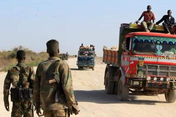 Somali Forces Launch Operations to Secure Bal'ad-Jowhar Road
