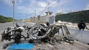Suicide Bomber Kills Three Soldiers Outside Mogadishu