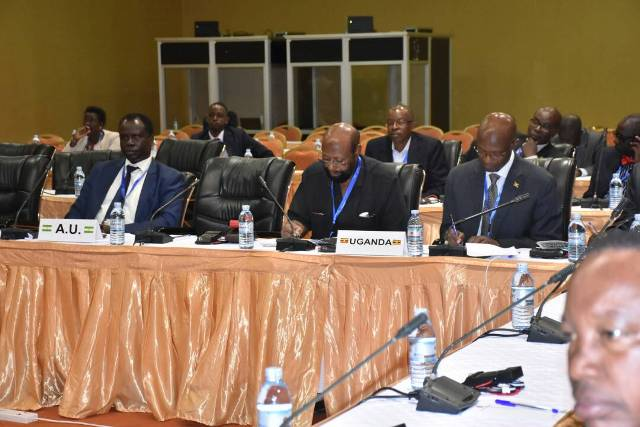 The Ministerial Summit of Troop Contributing Countries Concludes in Kampala