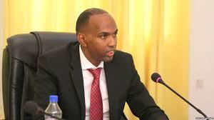 Somali Premier Attends Conference in Washington