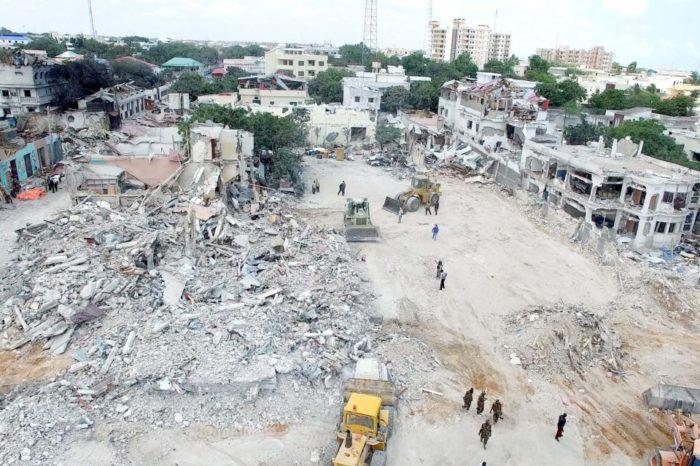 The Death Toll of Mogadishu Truck Bomb Rises to 655