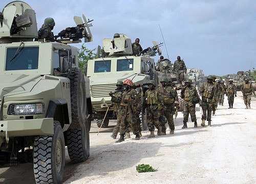 AU urges Somali and AMISOM troops to accelerate fight against Al-Shabaab