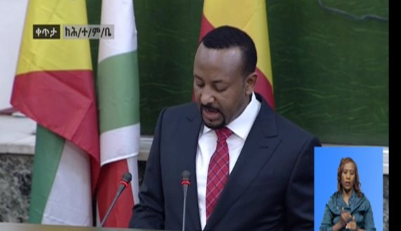 PM Abiy says protesting military soldiers wanted him dead