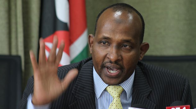 Duale opposed to moving Orahey Market in Garissa