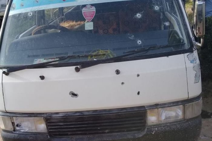 Five injured as passenger vehicle sprayed with bullets in Mudug region