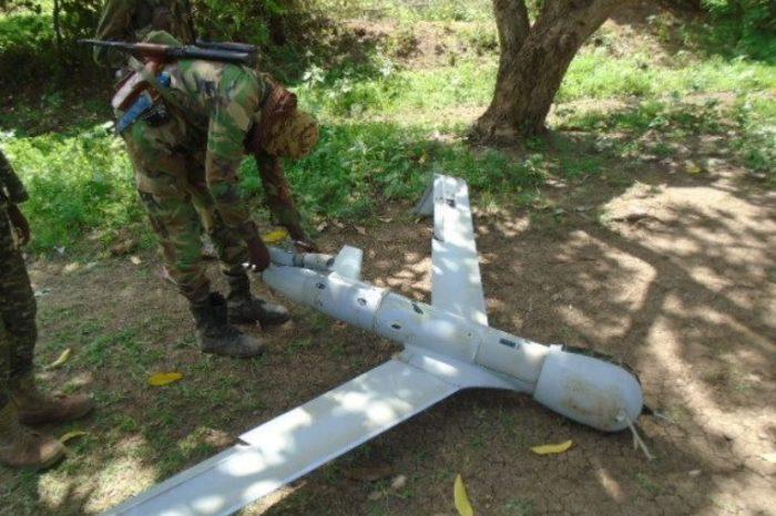 Al-Shabab Seizes  Surveillance Drone in Lower Shabelle Region