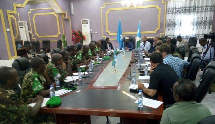 Jubbaland and AMISOM to Rump up Operations against Al-Shabaab