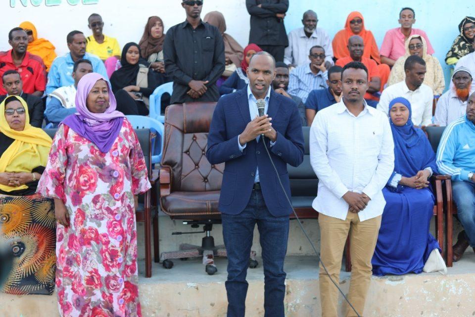 Somali PM calls on AMISOM to vacate Mogadishu Stadium