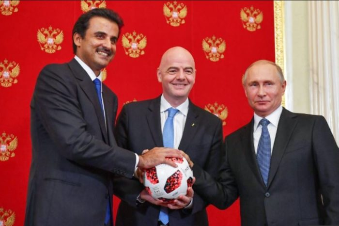 World Cup moves onto Qatar and a whole lot of problems