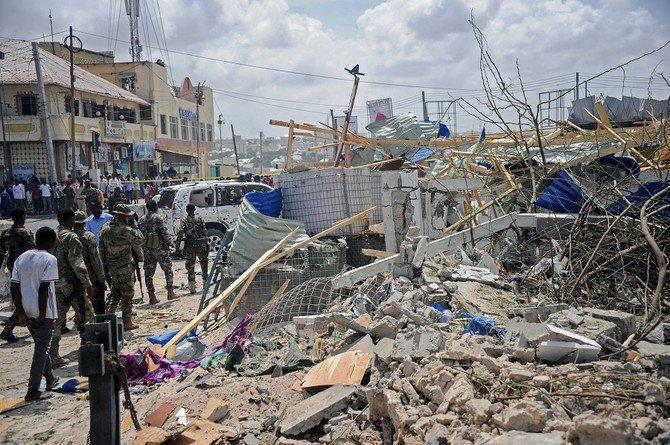 Turkey and Qatar condemn Saturday's bomb blasts in Magadishu