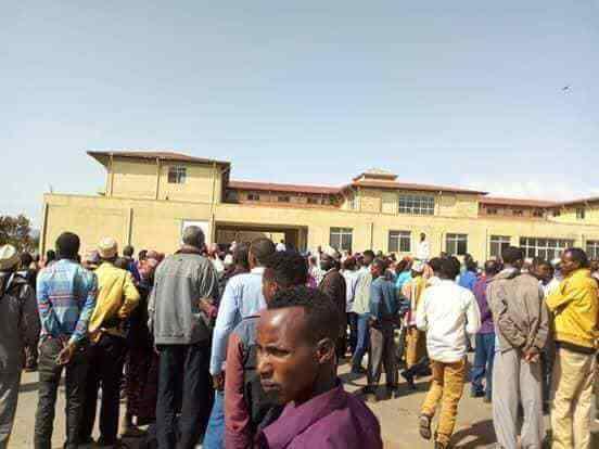 Oromo militias kill 20 people in Ethiopia's Somali state
