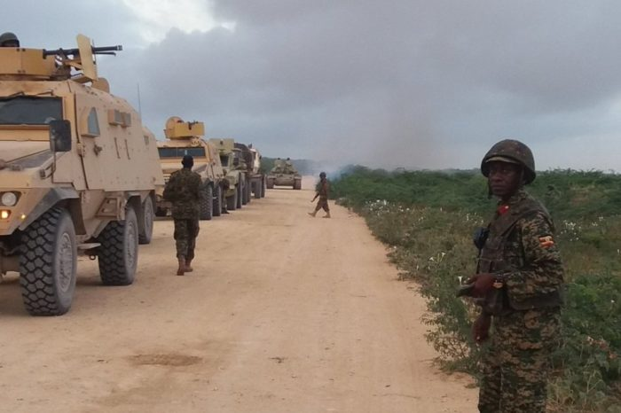 SNA and AMISOM launch operations outside Qoryoley town