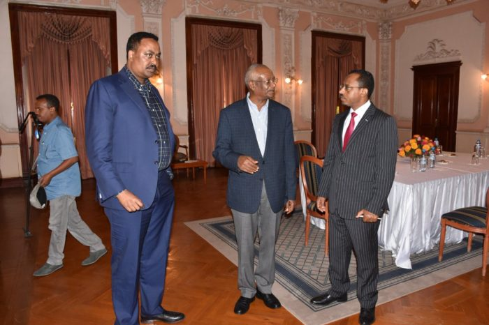 Oromo rebels accept to lay down arms after deal with Ethiopian government