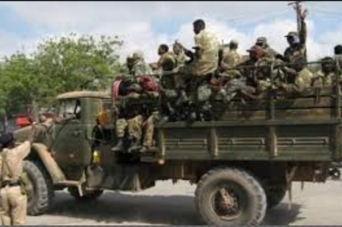 5 Ethiopian soldiers killed in landmine attack in Bay region