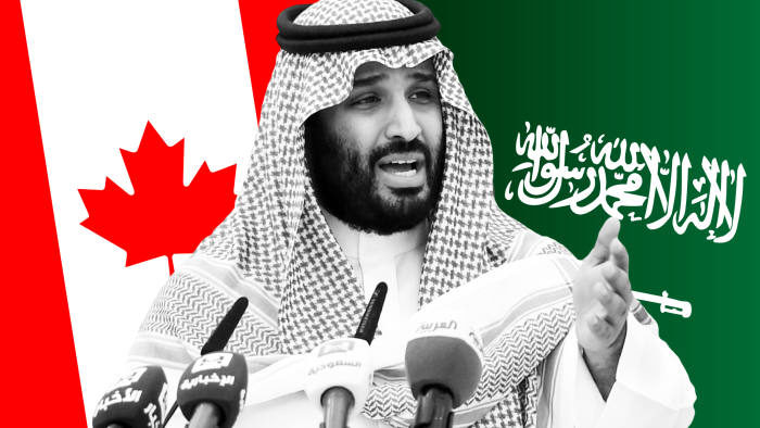 Saudi Arabia sells Canadian assets as dispute escalates