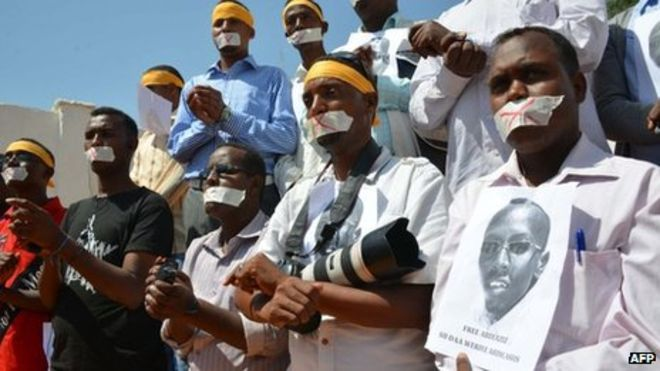 Somali media watchdog calls for action to end violence against journalists