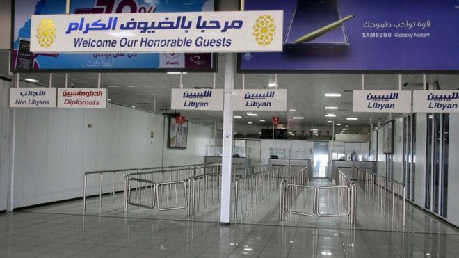 Libya's Tripoli airport diverts flights after rocket attack