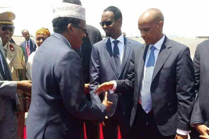 President Farmajo to meet the leader of Ethio-Somali region