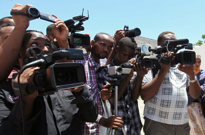 Somali media Watchdog group condemns killing of a journalist in Galkayo