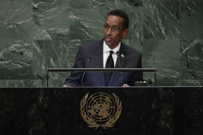 Somalia calls for lifting of 27-year-old UN arms embargo