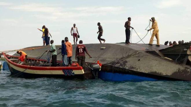 Dozens still missing in Tanzania ferry sinking, 86 confirmed dead