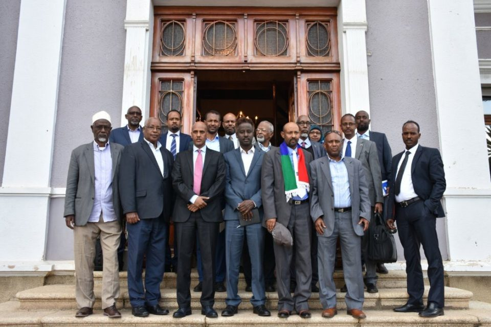 Ethio-Somali Regional State to hold talks with ONLF in Jigjiga town