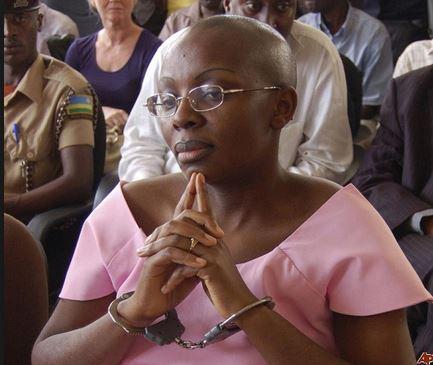 Rwanda to immediately free jailed opposition figure