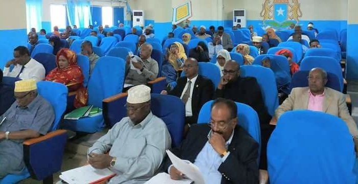 Somali parliament to debate on security of the capital