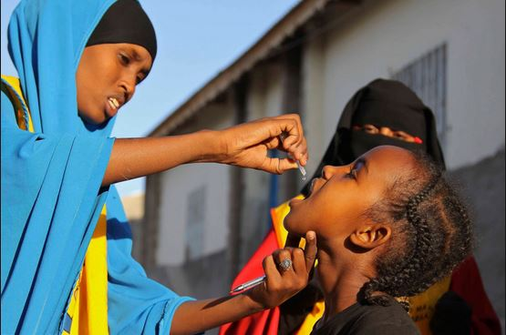 East African countries set to launch joint polio vaccination drive