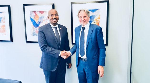 International Community calls for resumption of Somalia-Somaliland talks