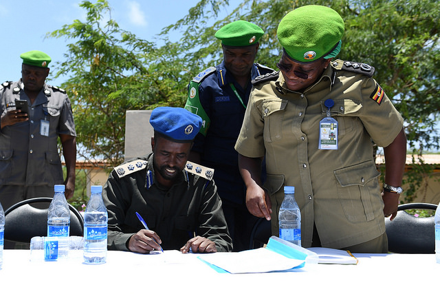 AMISOM plans to recruit new police officers for Hirshabelle state