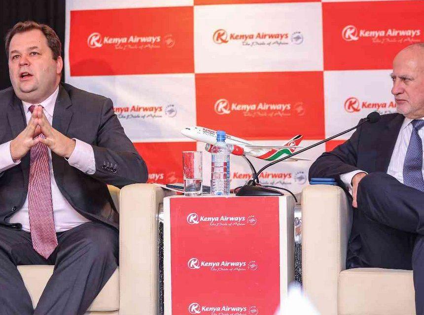 Kenya Airways mulls direct flights to Somalia