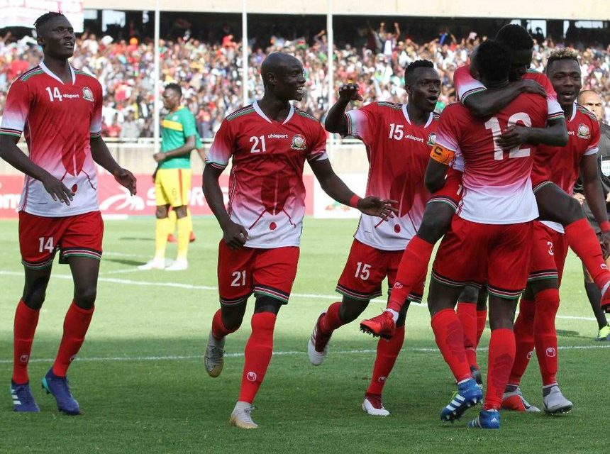 Kenya beats Ethiopia 3-0 to keep Afcon dream alive