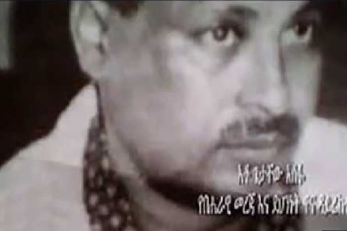 TPLF picks Ex-Ethiopian Spy chief as Central Committee member