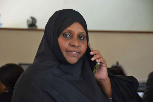 Kenyan government to appeal against acquittal of wife of slain Muslim cleric