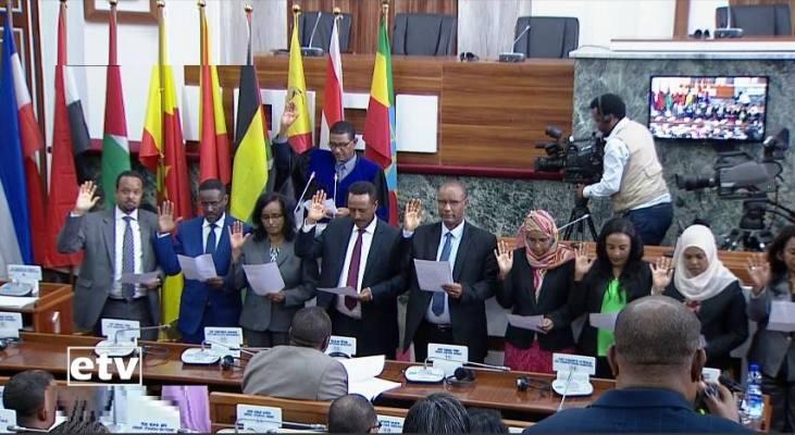 Ethiopia's Parliament endorses PM Abiy's new cabinet