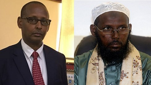 NISA chief meets Robow days after he was barred from vying for public office