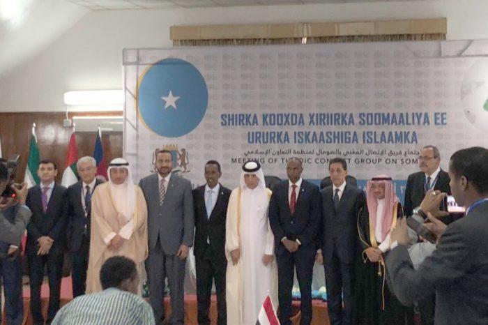 Kuwait urges International community to support Somalia